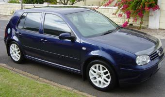2001 Volkswagen Golf #1