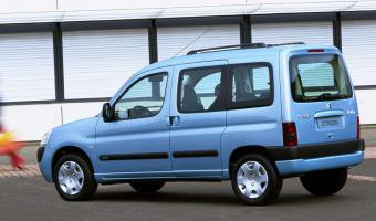 2003 Citroen Berlingo #1