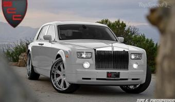 2011 Rolls royce Phantom #1