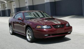 2004 Ford Mustang #1
