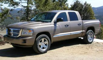 2010 Dodge Dakota #1