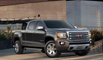 GMC Canyon #1