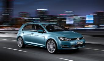2013 Volkswagen Golf #1