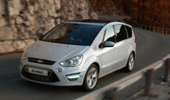 2012 Ford S-Max #1