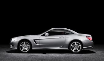 2012 Mercedes-Benz SL #1
