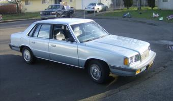 1987 Plymouth Caravelle #1