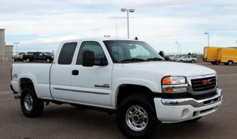 2006 GMC Sierra 2500hd #1