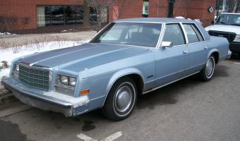 1980 Chrysler Newport #1