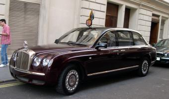 Bentley State Limousine #1