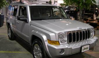 2006 Jeep Commander #1