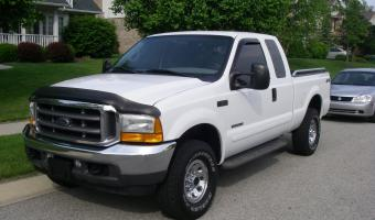 2001 Ford F-250 Super Duty #1