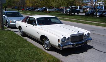 1976 Chrysler Cordoba #1