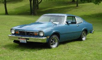 1977 Ford Maverick #1