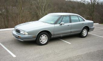 1995 Oldsmobile Eighty-eight Royale #1