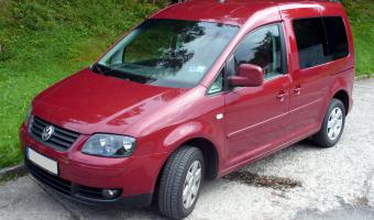 2007 Volkswagen Caddy #1