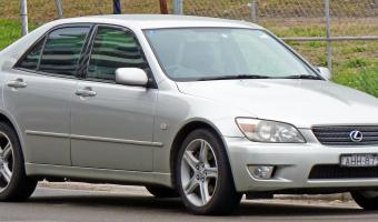 2005 Lexus IS #1
