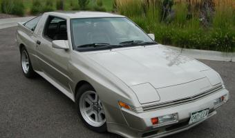 1989 Chrysler Conquest #1