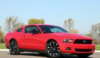 2012 Ford Mustang #1