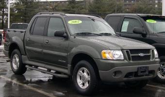 2002 Ford Explorer Sport Trac #1