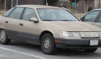1991 Mercury Sable #1