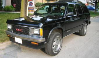 1994 GMC Jimmy #1