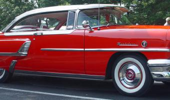 1955 Mercury Montclair #1