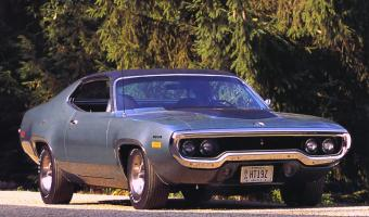 1971 Plymouth Road Runner #1