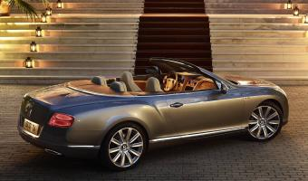 Bentley Continental Gtc Speed #1