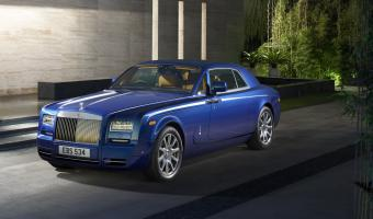 2012 Rolls royce Phantom Coupe #1