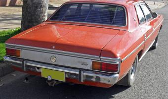 1978 Chrysler Valiant #1