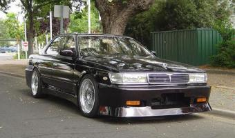 1990 Nissan Laurel #1