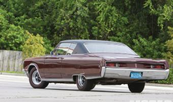 1968 Chrysler Newport #1
