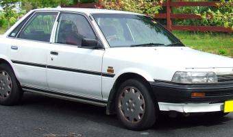 1991 Holden Apollo #1