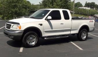 2002 Ford F-150 #1