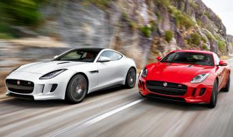 2015 Jaguar F-type #1