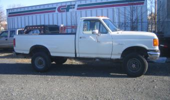 1991 Ford F-350 #1