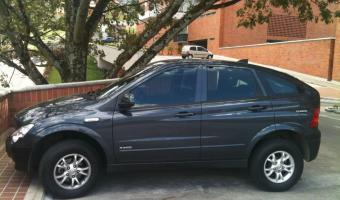 2008 Ssangyong Actyon #1