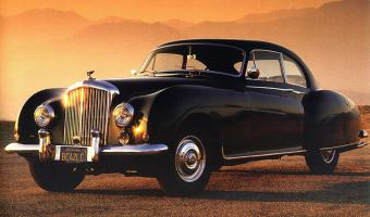 1954 Bentley R Type Continental #1