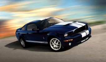 2009 Ford Shelby GT 500 #1