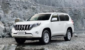 2014 Toyota Land Cruiser #1