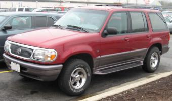 1997 Mercury Mountaineer #1