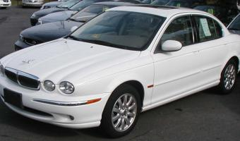 2002 Jaguar X-type #1