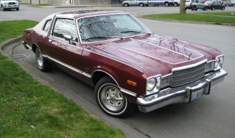 1976 Plymouth Volare #1
