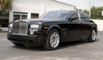 2004 Rolls royce Phantom #1