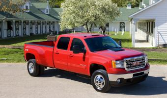2012 GMC Sierra 3500hd #1