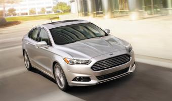2014 Ford Fusion #1