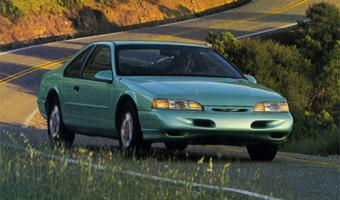 1994 Ford Thunderbird #1