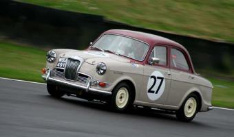 1958 Riley One-Point-Five #1