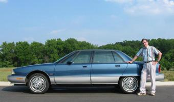 1993 Oldsmobile Ninety-eight #1