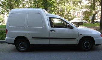 1999 Volkswagen Caddy #1